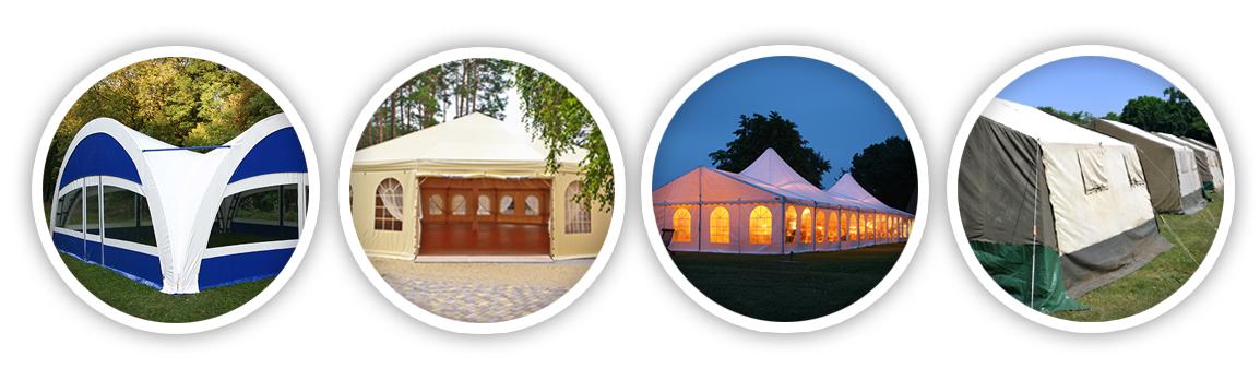 Tent Applications