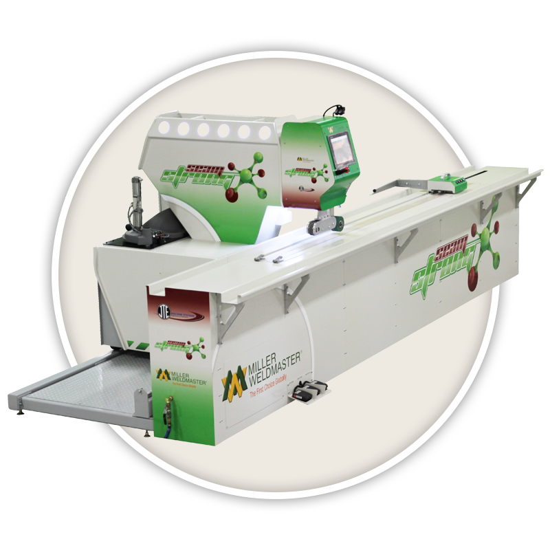 Seamstrong Flexible Seaming Machine