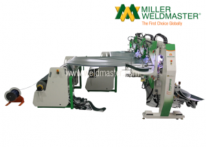 Moduline Keder Automated Welding Machine