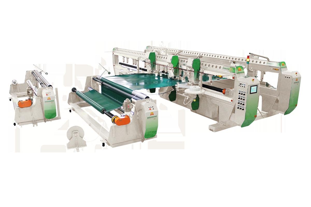 Moduline Keder Automated Welding Machine