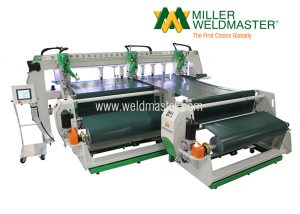 Moduline Welding Machine System for Covers and Tarps