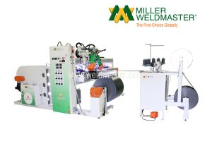 M100 Single Panel Keder Welding Machine