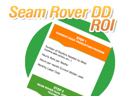 Seam Rover DD ROI Calculation