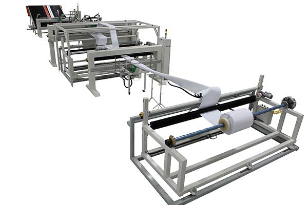 Single layer CIPP liners Welding Machine