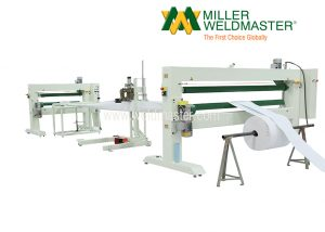 Sewing Filter Tubes With Machine