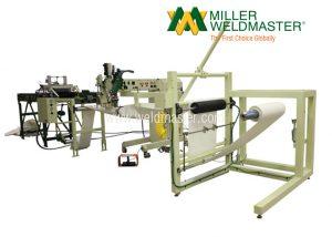 Weld Filter Tubes With Miller Weldmaster Machine