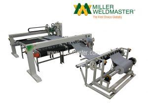 116 Custom Sidewall Welding Machine