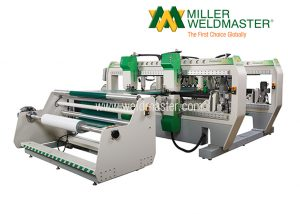 Sign, Banner and Billboard Automated Welding Machine