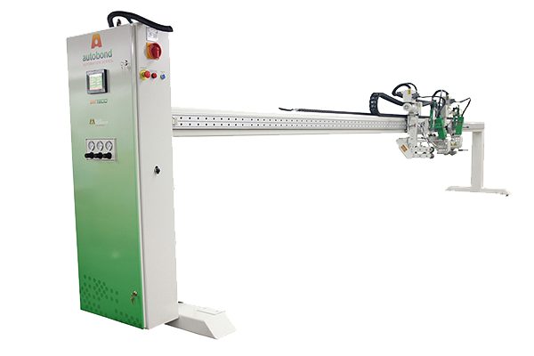 Automated Tarp Welding Machine