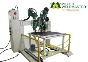 Dual Hot Air Screen Welder