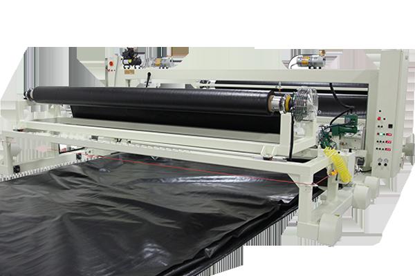 Automated Tarp Welding Machine