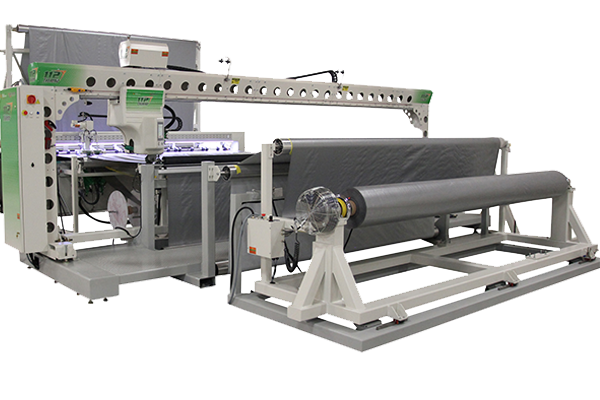 Automated Tarp Welder Machine