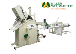 Image of Filter Ultrasonic Welding Machine