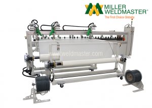 Moduline Welding Machine for Agricultural Curtains