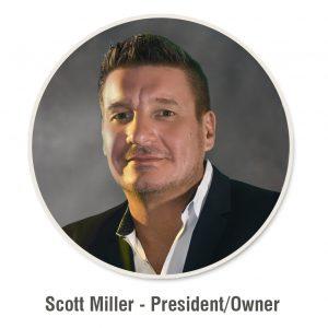 Scott Miller, President & Owner of Miller Weldmaster