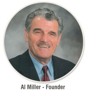 Al Miller, Founder of Miller Weldmaster