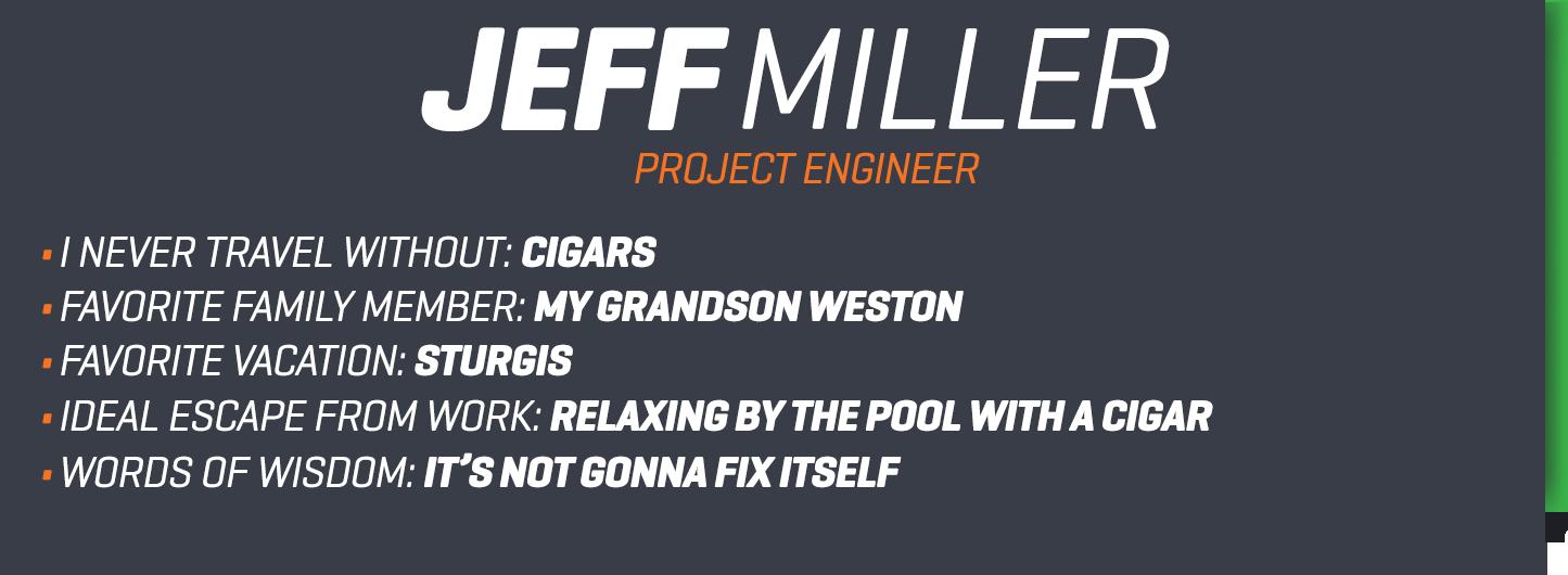 Jeff Miller Bio
