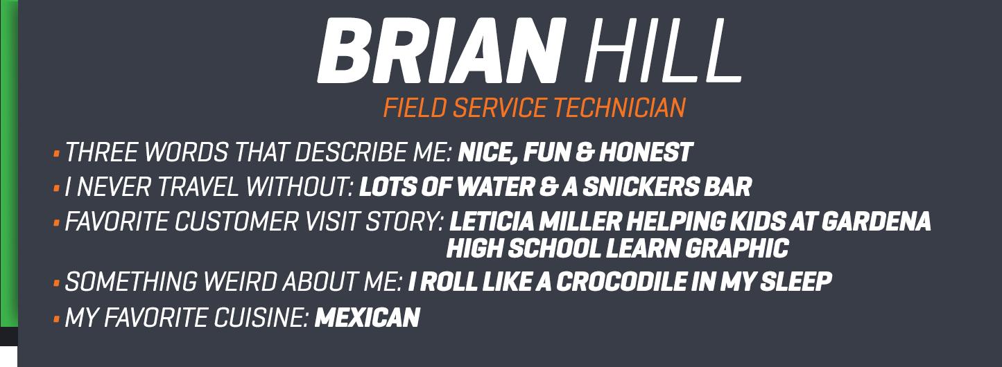 Brian Hill