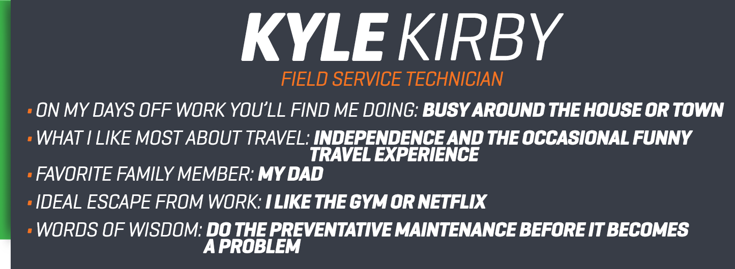 Kyle Bio