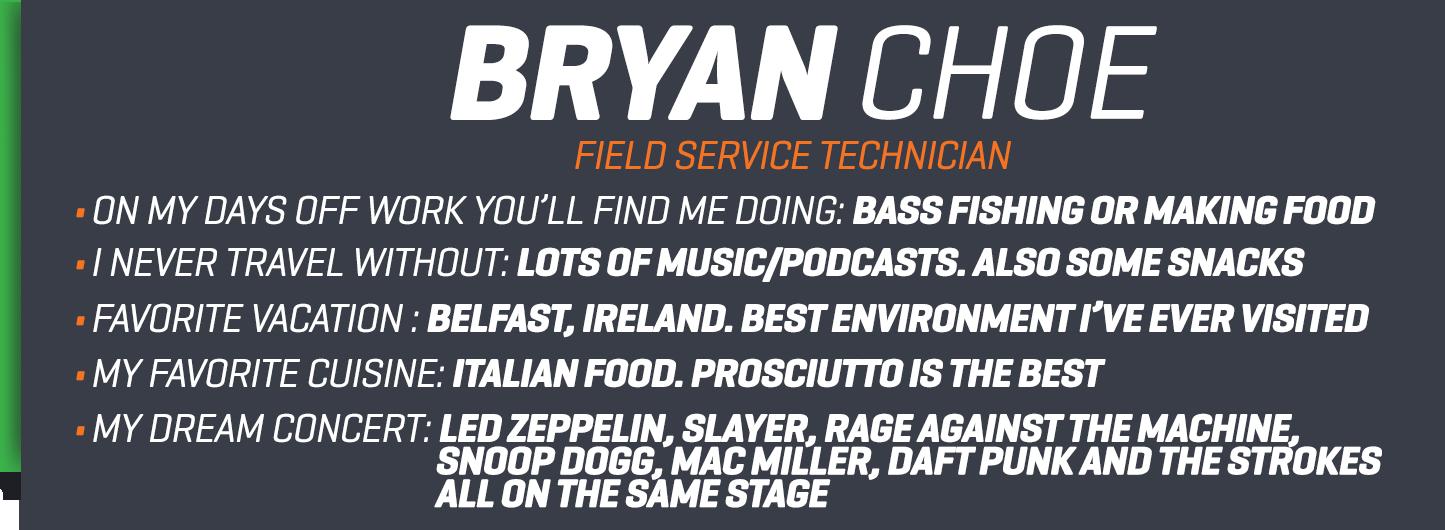 Bryan Bio