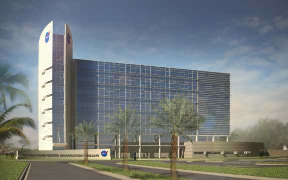 Kennedy Space Center Breaks Ground on New Headquarters ...