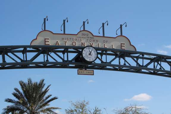 Eatonville is one of 1400 incorporated African-American towns in the country. Photo: Renata Sago.