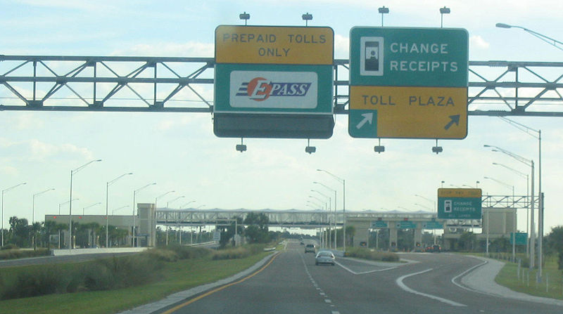 The Central Florida Expressway Authority manages more than 100 miles of roads. / Photo: Wikimedia Commons.