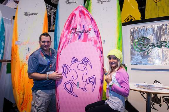 Photo from previous Surf Expo, surfexpo.com