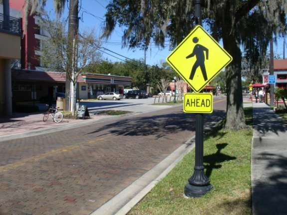 Central florida efforts to prevent pedestrian deaths for Florida state department of motor vehicles orlando fl