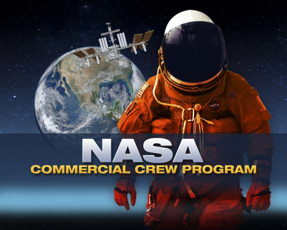 NASA's Commercial Crew program will send astronauts to the International Space Station via commercial partners SpaceX and Boeing. Photo: NASA