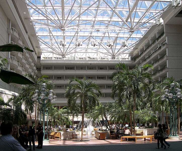 Orlando International Airport. Photo: Creative Commons / Larry D. Moore