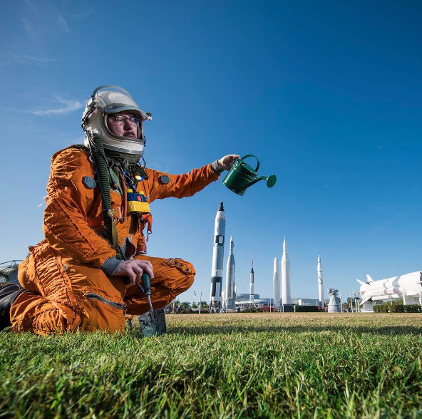 """Meet The """"Everyday Astronaut"""" - Intersection - Local News ..."""
