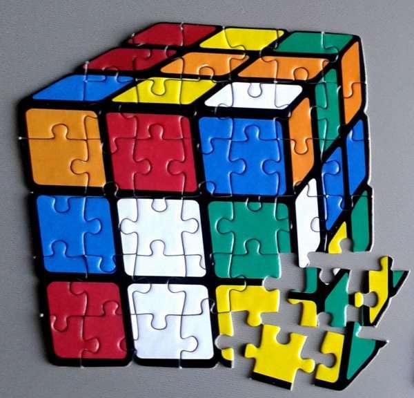 Image: Jigsaw Puzzle, ruwix.com