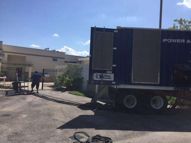 The Good Samaritan Society: Florida Lutheran in Deland spent $30,000 to get a generator that could run air conditioning in the building with 60 nursing home beds.