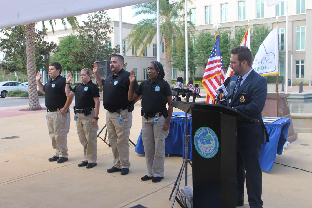 Seminole County Tax Collector Adds Armed Security Officers