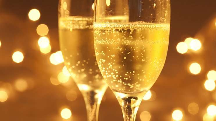 Image: New Year's Toast, npr.org