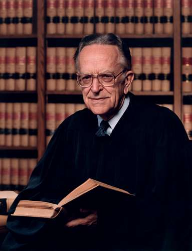 Image: Supreme Court Justice Harry Blackmun, wikipedia.org