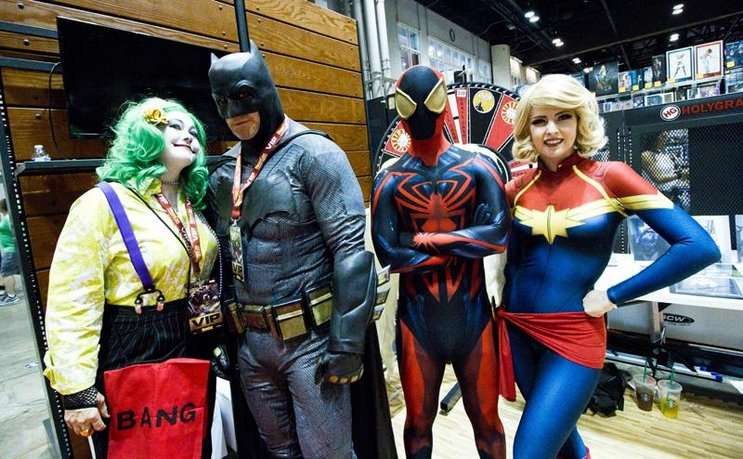 Image: Rachel Parker Photography, MegaCon Convention FB page