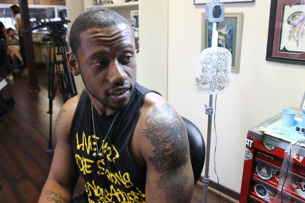 Tattoo Artists Donate Their Time Talents To Pulse Shooting