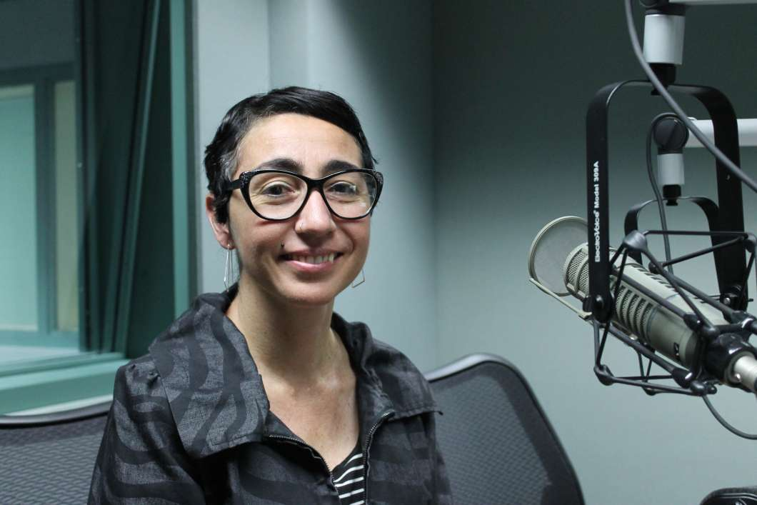 Dr. Pamela Cappas-Toro is co-director of Stetson University's Community Education Project at Tomoka Correctional Institution. Photo: Matthew Peddie, WMFE