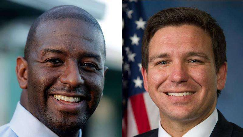4b650a04425 The Florida Roundup  Governor s Race  Most Interesting In Memory  - 2018  Election - Central Florida News - Florida Roundup - 90.7 WMFE
