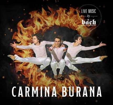 Promotional photo for Carmina Burana, courtesy of Orlando Ballet