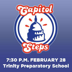 Capitol Steps coming to Orlando