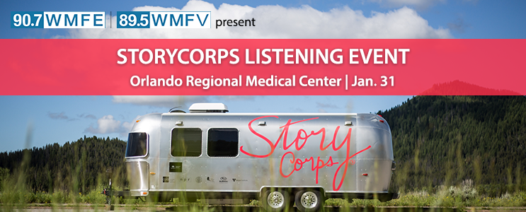 Story Corps Listening Event