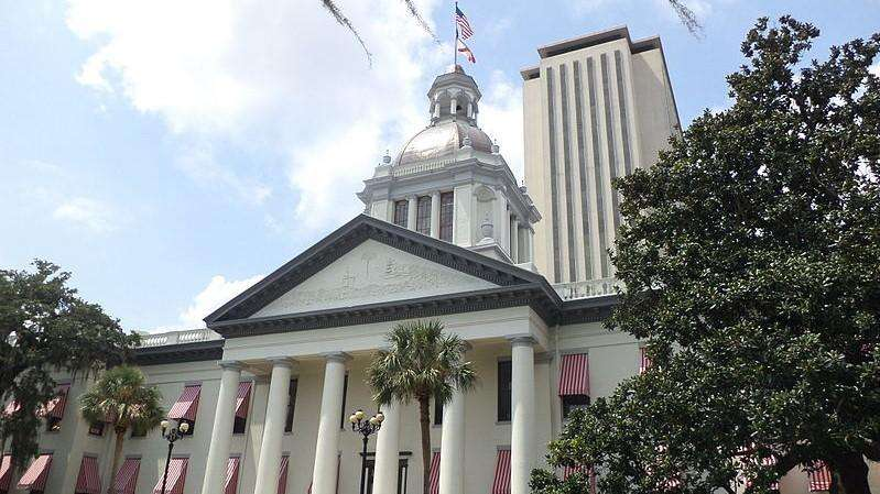 Florida's Capitol Complex in Tallahassee