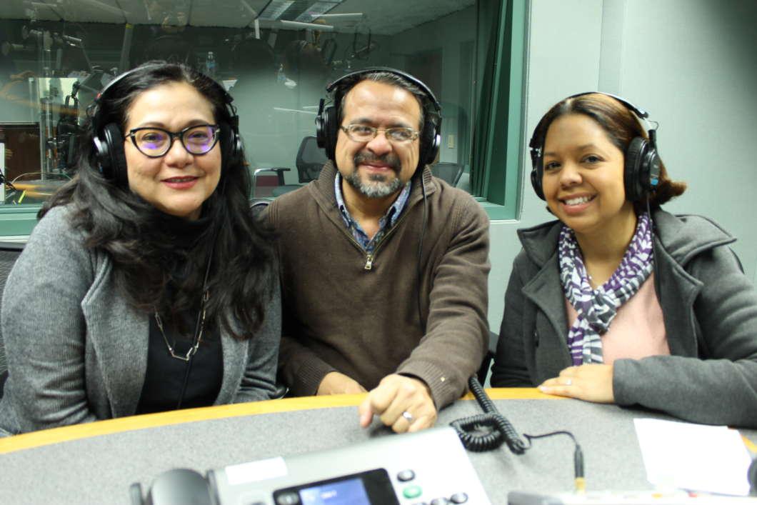 Maritza Reyes, Antonio Tovar   & Melissa Marantes
