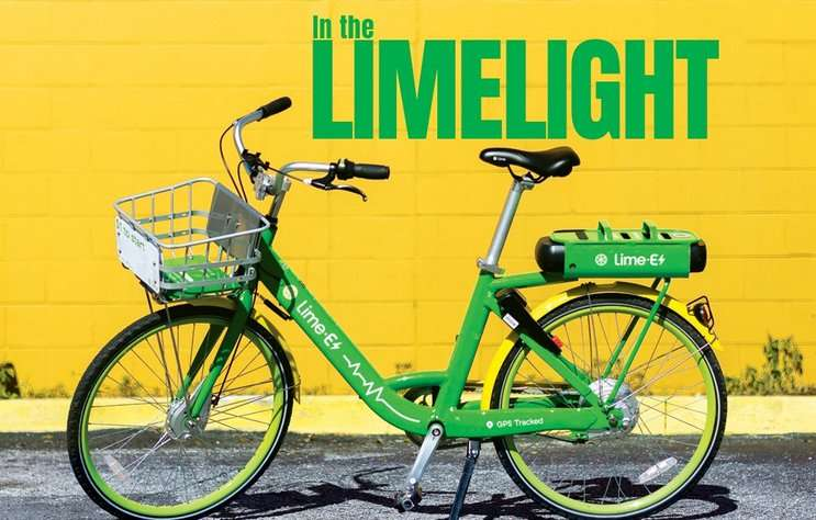 Image: Orlando Weekly Cover: Lime Bike, Photo by Rob Bartlett