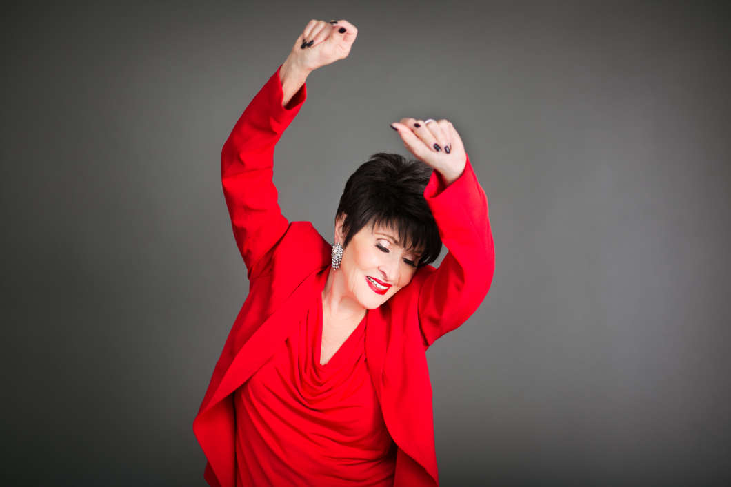 Chita Rivera comes to Winter Garden's Garden Theatre March 9th. Photo: Laura Marie Duncan