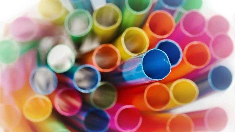 Plastic straws. KEVIN RHEESE / FLICKR.COM