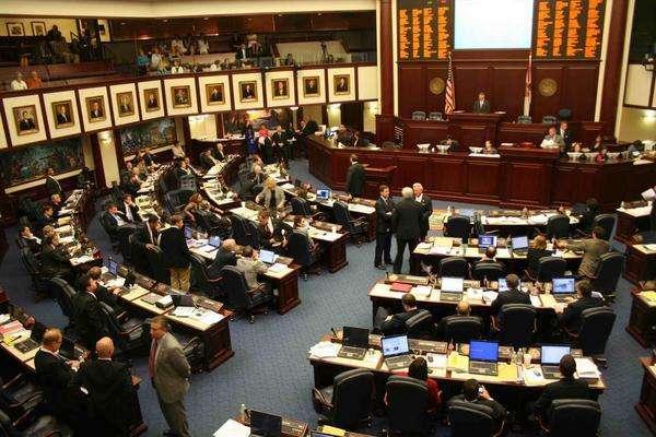 The Florida Legislature via News Service of Florida